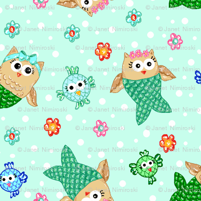 Mer_Owls_and_Chicken_Fish