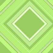 squares in green