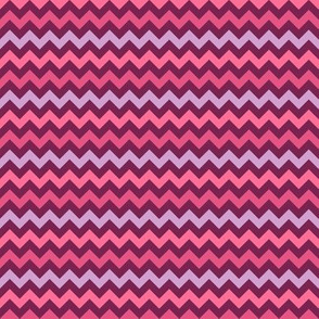 Monster Chevron - Girly - Small