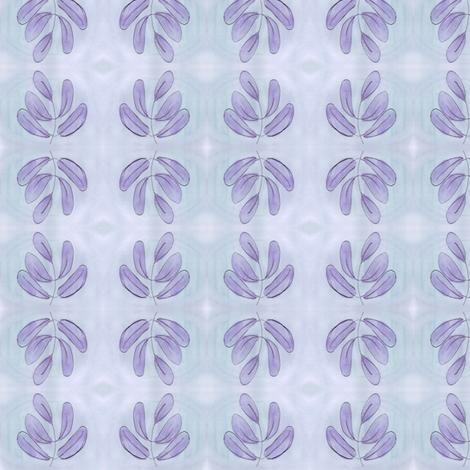 olive shrub light fabric by mimi&me on Spoonflower - custom fabric