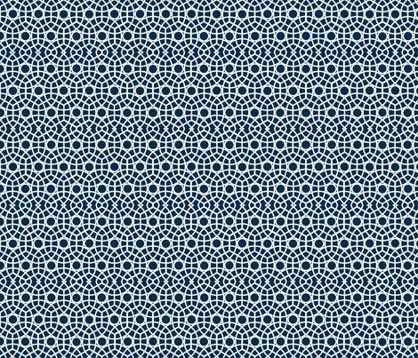 Sahara Nightsky fabric by threeyellowplums on Spoonflower - custom fabric