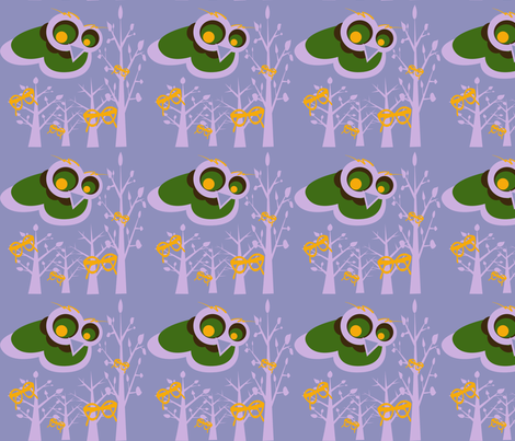 Lookin' X.. fabric by studiosixtyfive on Spoonflower - custom fabric
