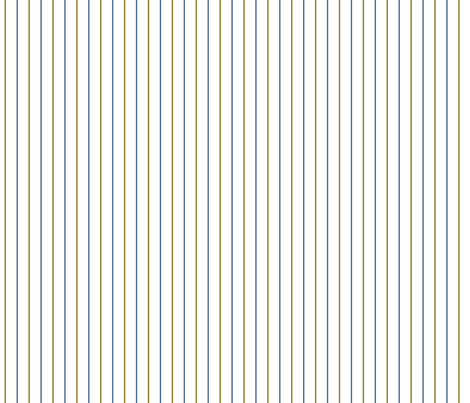 blue retro stripes 2 fabric by suziedesign on Spoonflower - custom fabric