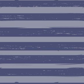 distressed blue stripes