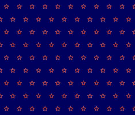 Fourth of July  fabric by katsanders on Spoonflower - custom fabric