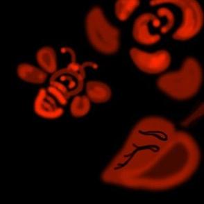 Little Bee Rose
