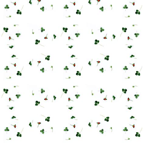 Strawberry Field fabric by prettyroses on Spoonflower - custom fabric
