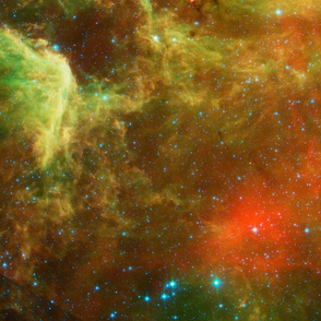 Green_and_Orange_Nebula
