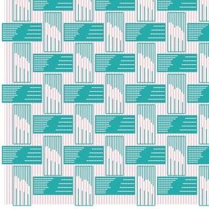Maxi plain weave