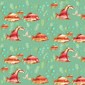goldfish-ed