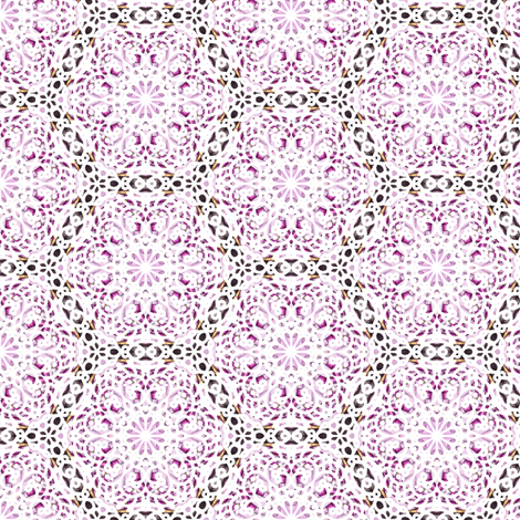 Loithippa's Lace fabric by siya on Spoonflower - custom fabric