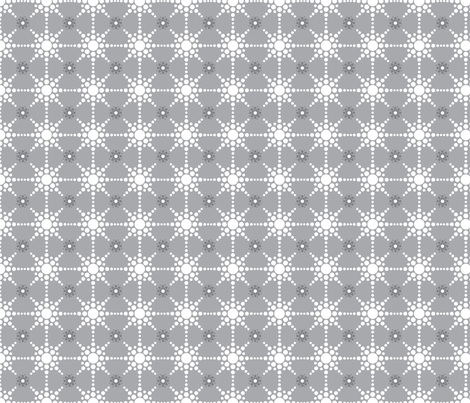 Frosty fabric by cynthiafrenette on Spoonflower - custom fabric