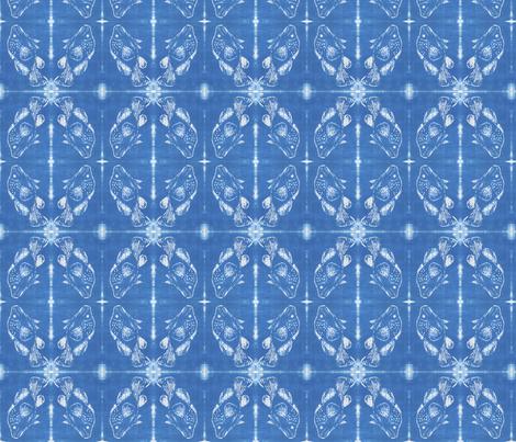 Plenty of Fish in the Sea fabric by polanafowdrey on Spoonflower - custom fabric