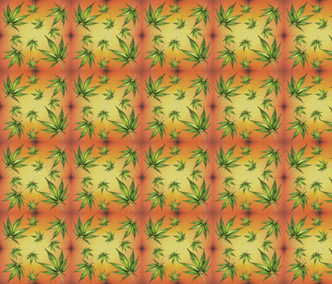 Golden Humboldt fabric by rima on Spoonflower - custom fabric