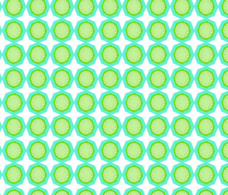 key lime candy fabric by fleamarkettrixie on Spoonflower - custom fabric