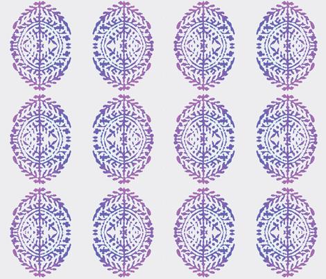 2nd Street Lavender blue fabric by sydneyapril2004@yahoo_com on Spoonflower - custom fabric