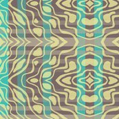 Rrrrrrrrlong-waves-diagonal-outline-aqua-toned2-putty-brown-plaid-bkgd_copy_shop_thumb