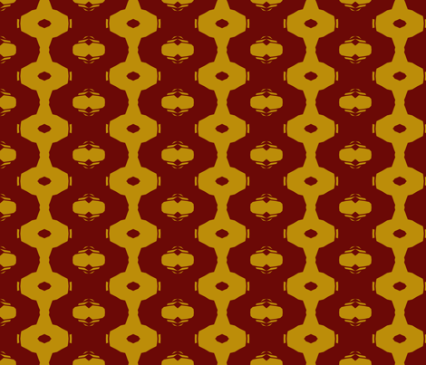 Lacquered Bamboo fabric by susaninparis on Spoonflower - custom fabric