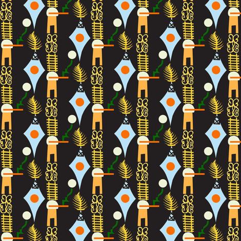 Park Stripes-ch-ed fabric by boris_thumbkin on Spoonflower - custom fabric