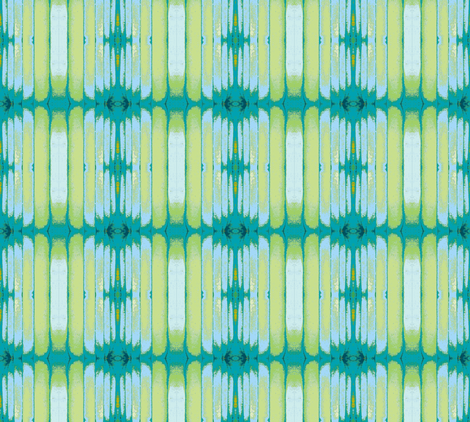 Shiburi Shadows in the Garden fabric by susaninparis on Spoonflower - custom fabric