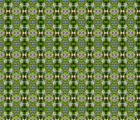 raddish leaf diamond tiles fabric by vinkeli on Spoonflower - custom fabric