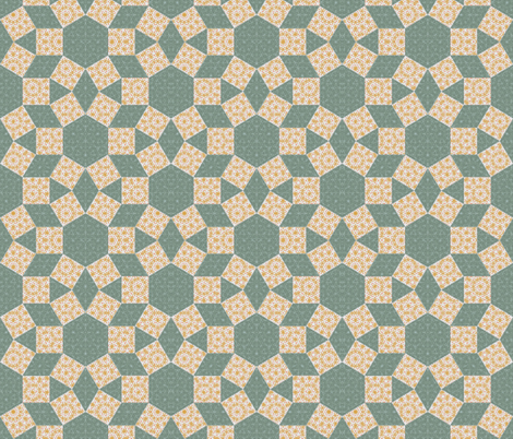 Funky Cold Medina fabric by ormolu on Spoonflower - custom fabric