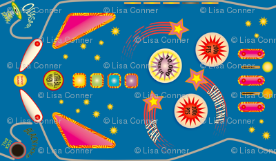 Shooting Star Pinball (large)