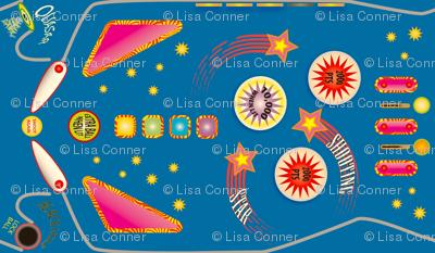 Shooting Star Pinball 2