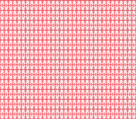 cupcake checks fabric by isa_creations on Spoonflower - custom fabric