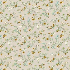 floral vine - colorway10
