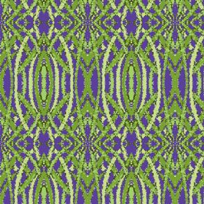 water iris stems