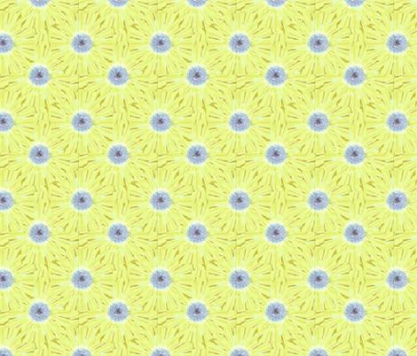 ©2011 Blue-eyed Mum fabric by glimmericks on Spoonflower - custom fabric