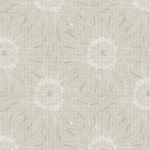 ©2011 Tiled Daisies -Soft Sand