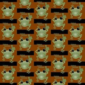 Cartoon toad.
