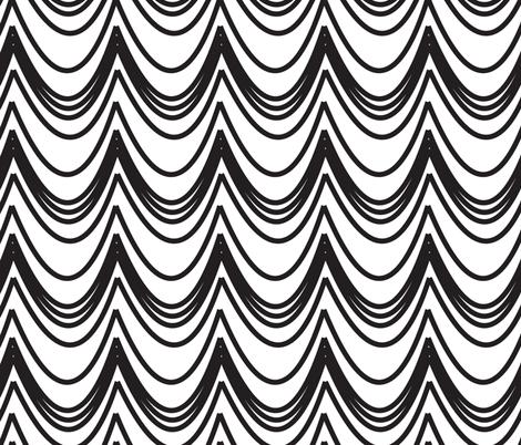 ruffles ruffles fabric by fleamarkettrixie on Spoonflower - custom fabric