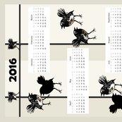 Calendar_5rev3-w-frame-sideways_willie-wagtail-stripe_shop_thumb