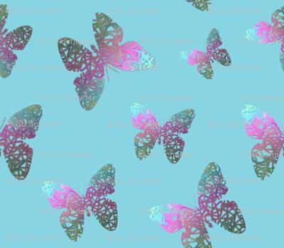 Flutter bye 3 by Su_G