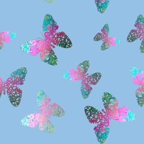 Flutter bye 4 by Su_G