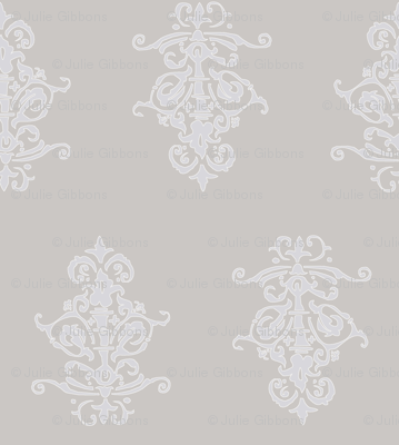midcentury baroque - warmgrey