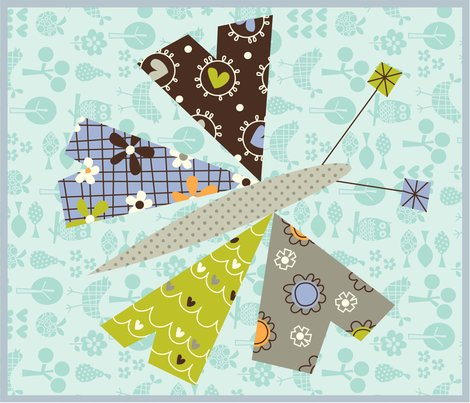 Rnew_butterfly_dish_towel_copy_shop_preview