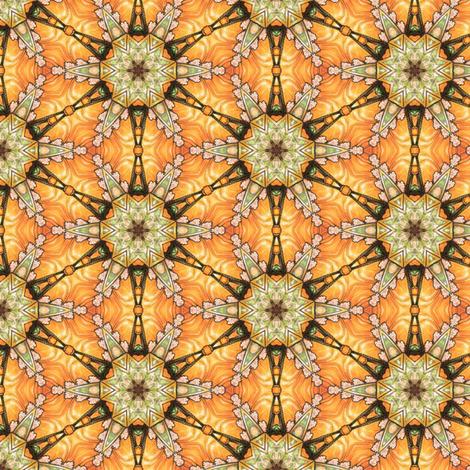 Poliviel's Stars fabric by siya on Spoonflower - custom fabric