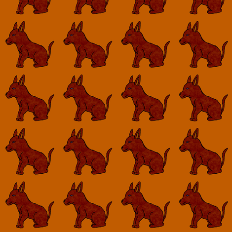 ScanPhoochFestus fabric by grannynan on Spoonflower - custom fabric