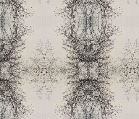 BranchAbstract fabric by relative_of_otis on Spoonflower - custom fabric