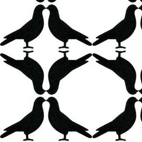 PigeonCircles-B&W