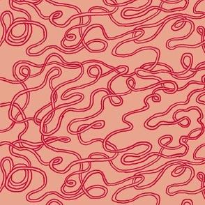 Sriracha Noodles