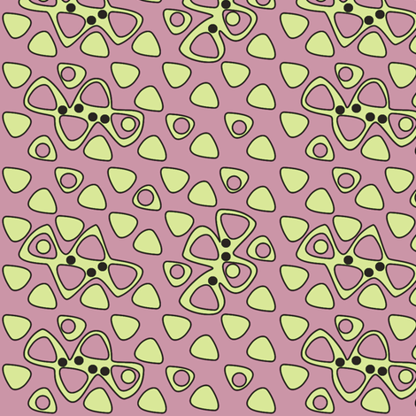 © 2011 Watermelon Impressions fabric by glimmericks on Spoonflower - custom fabric