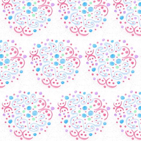 doo_doodle_dee fabric by deborama on Spoonflower - custom fabric