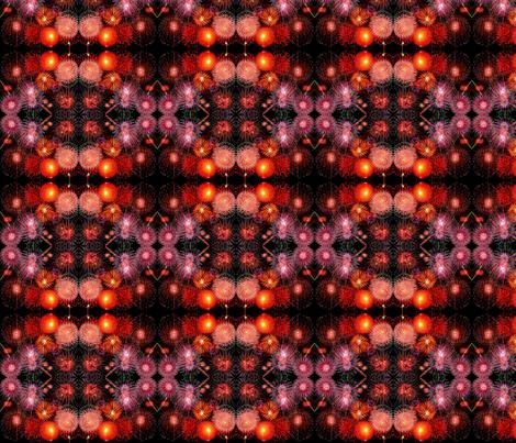 Ridgewood-Fireworks1 fabric by dragonfire1804 on Spoonflower - custom fabric