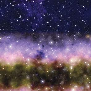 Milky Way Border