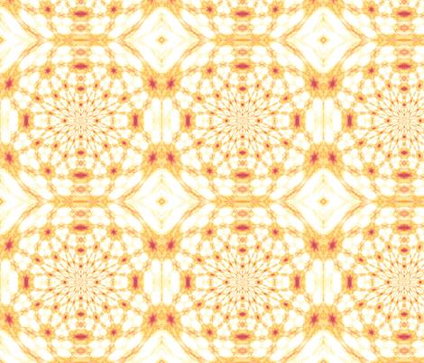 Sun Globe fabric by animotaxis on Spoonflower - custom fabric